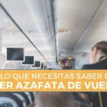 requisitos para trabajar como azafata de vuelo