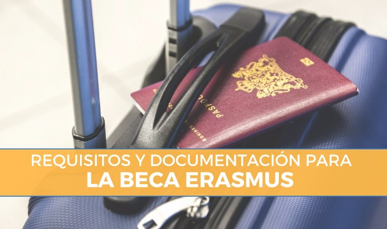 Requisitos para la Beca Erasmus
