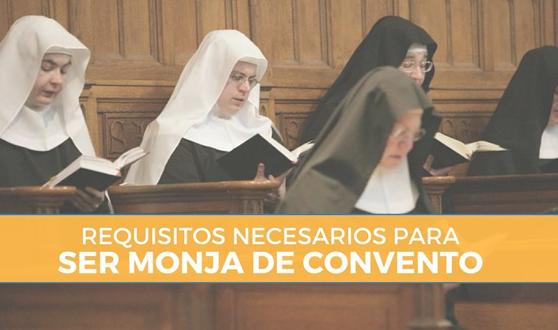 ser monja de convento