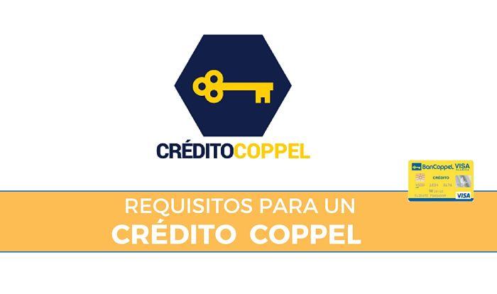 requisitos credito coppel