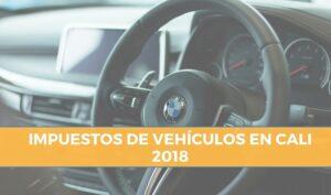 liquidacion de impuestos de vehiculos en cali