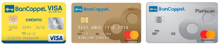 tarjeta de crédito coppel