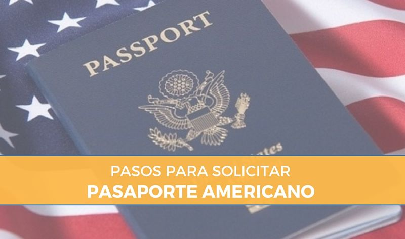 Requisitos para el Pasaporte Americano - Info Requisitos
