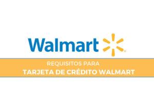 tarjeta de credito walmart