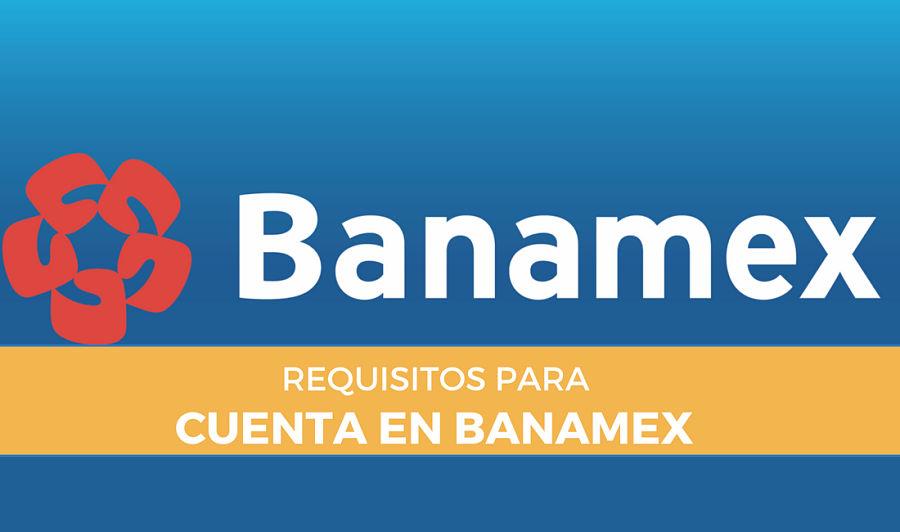 como abrir una cuenta de ahorro banamex