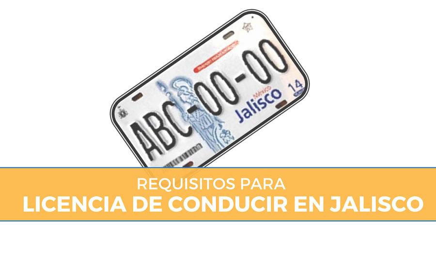 Licencia De Conducir En Jalisco Trámites Y Renovación