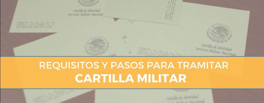 Requisitos Para Tramitar La Cartilla Militar 2019
