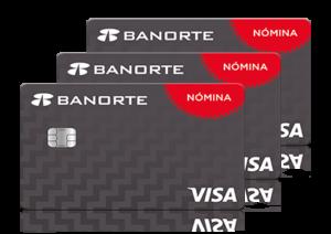 tipos de tarjetas de crédito banorte