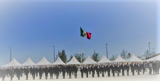 academia policía estatal de México