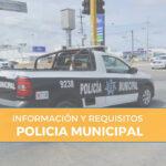 ser policia municipal
