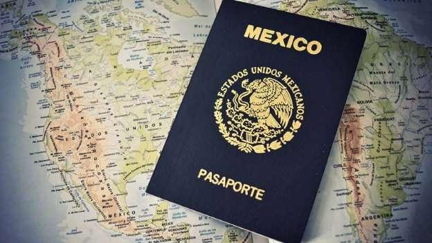 Resultado de imagen para sacar pasaporte mexicano en estados unidos