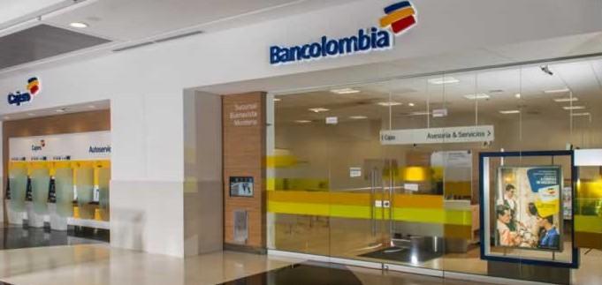 Oficinas de Bancocolombiapara cuenta de ahorro