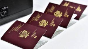tiempo que dura el pasaporte