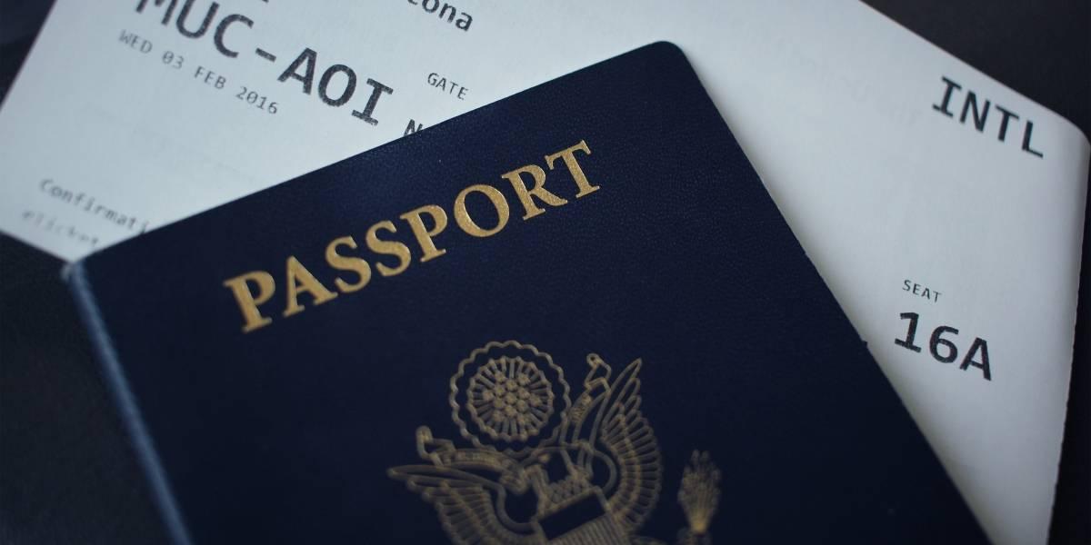 tarjeta de pasaporte en puerto rico