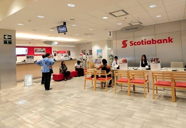 oficinas créditos scotiabaank