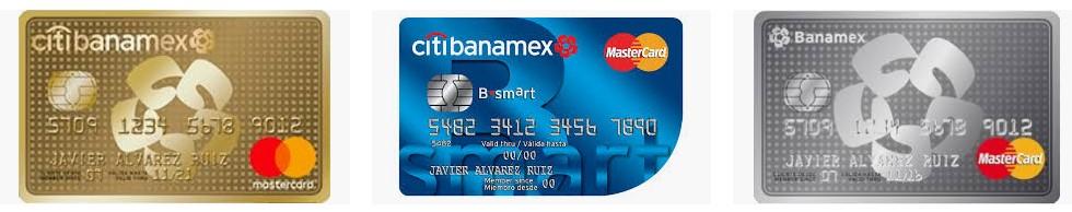 tarjetas de crédito citi banamex